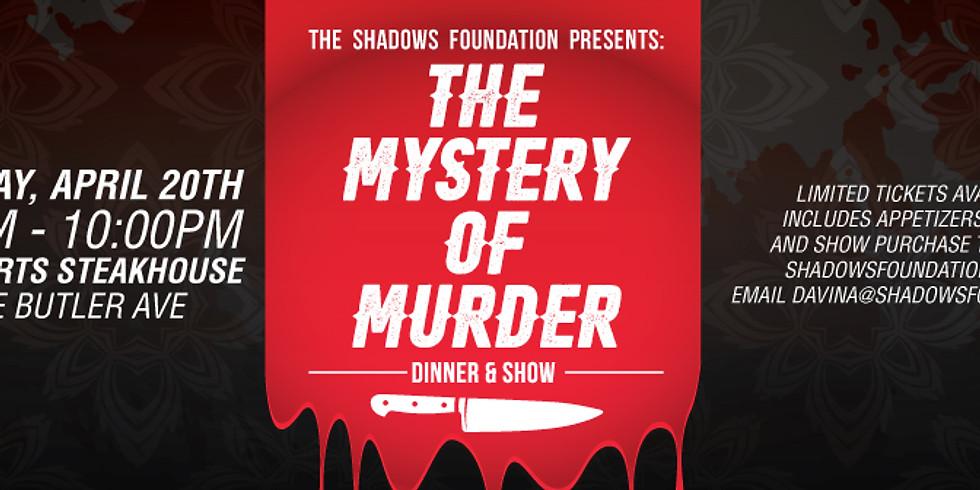 The Mystery of Murder - Dinner & Show