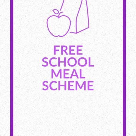 FREE SCHOOL MEALS National Voucher Scheme
