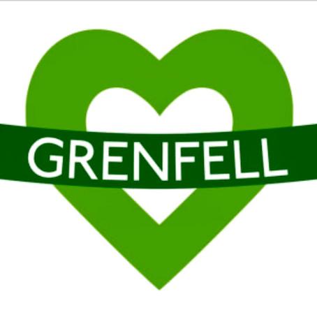Grenfell Tower Anniversary 14/06/20