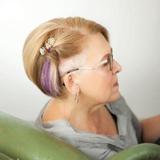 Hair by Dan Olkives