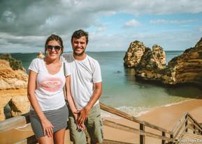 Coronavírus em Portugal - Depoimento do casal Rachel e Leo Spencer - Viajo logo existo
