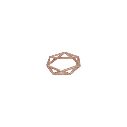 Triangulum Geometric Ring