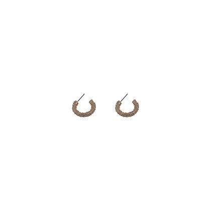 Mini Baubles Hoop Earrings