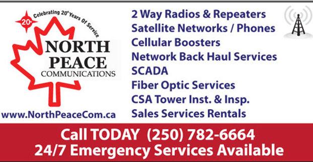 Mobile repeaters in British Columbia