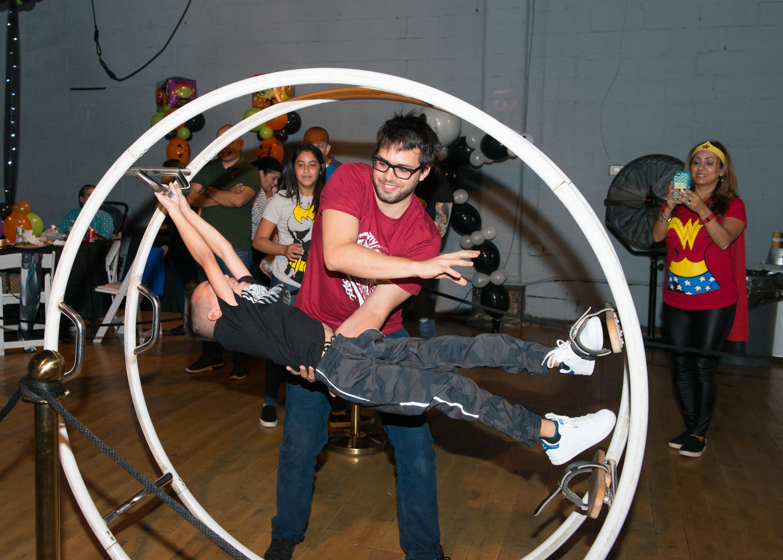 Kids wheel