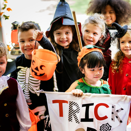 Trunk or Treat Oct 30th, 2021