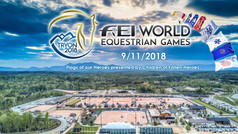 FEI Equestrian Games, Tryon IEC Poster Design