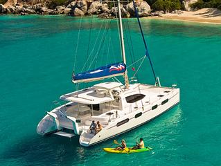 Moorings Sponsors Adaptive Sailing Event in the British Virgin Islands