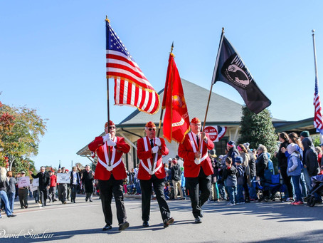 Annual Southern Pines Veterans Parade
