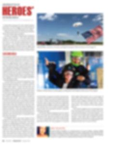Parachutist Magazine Children of Fallen