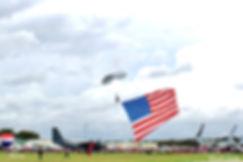Children of Fallen Heroes Skydiving Ange