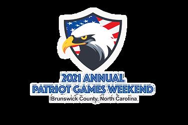 Video Logo Patriot Games Weekend Logo.pn