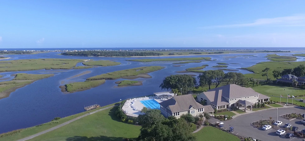 Lockwood Folly Country Club Tech Knowledge Media Drone Photography Video Children of Falle