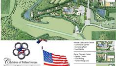 Children of Fallen Heroes Retreat and Education Center Design Concept