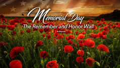 Memorial Day Honor and Remember Campaign
