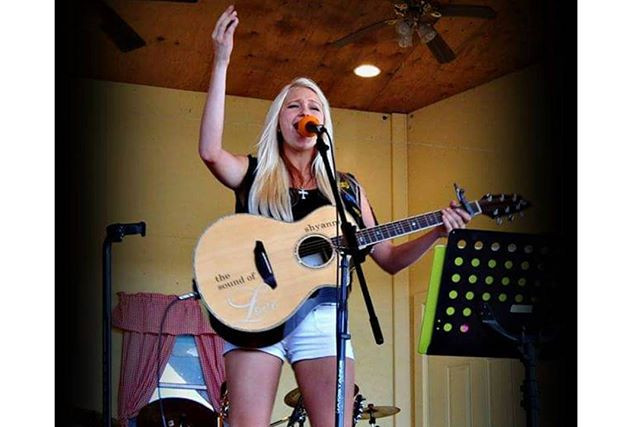 Singing and writing and music is my life