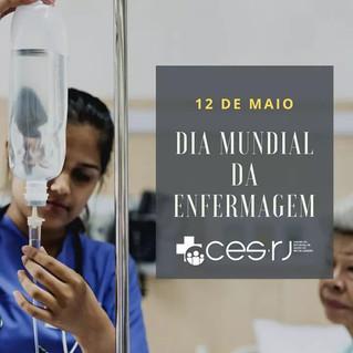 Uma homenagem do CES-RJ neste 12 de maio, Dia Internacional da Enfermeira (Enfermeiro)