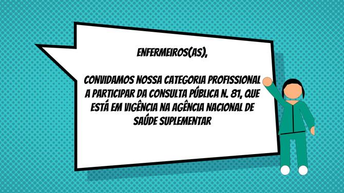 TUTORIAL CONSULTA PÚBLICA Nº81