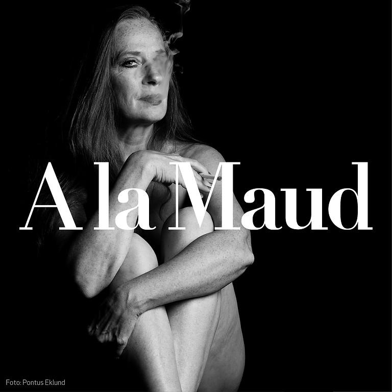 A la Maud