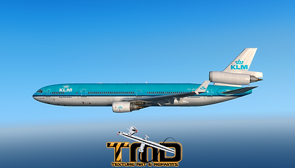 PMDG MD-11 | tigermousedesign