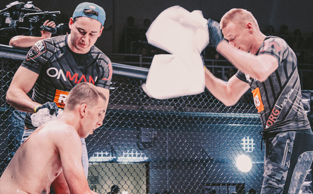 MMA NIGHT WITH ONMAN™