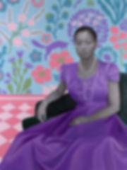 10_Outlaw Princess_2020_oil acrylic on c