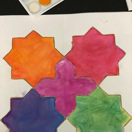 Islamic Geometric Art - GradeSchoolers I