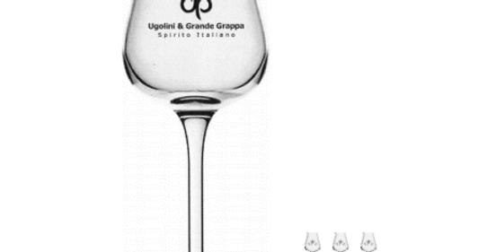 Grappa Gläser - 6er-Pack