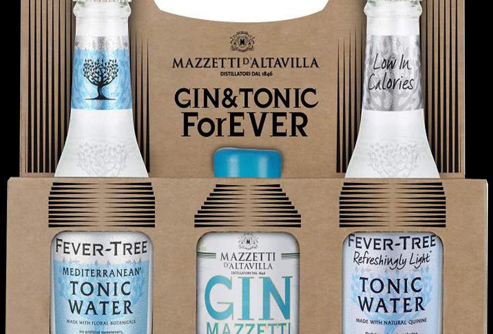 Gin Mazzetti & TONIC F(or)EVER