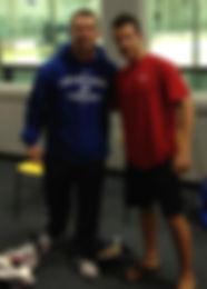 john hambor personal trainer hockey