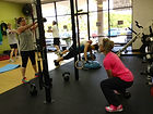 group personal training boot camp