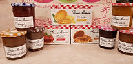 Bonne Maman preserve and cookies