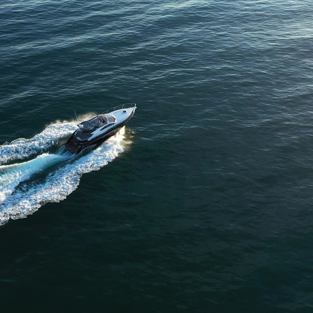 Yacht in Marbella