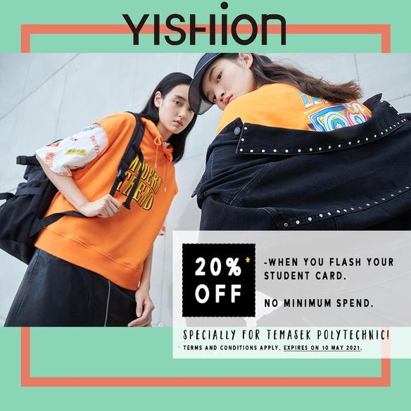 Yishion x TPSU
