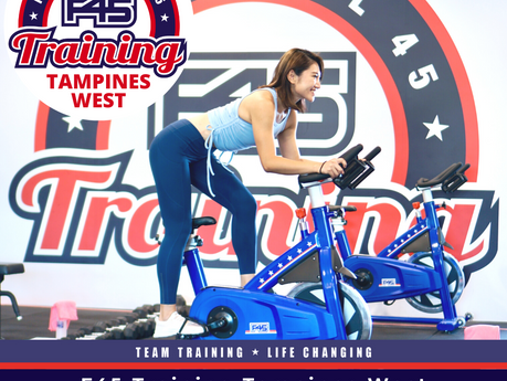 F45 Tampines West x TPSU