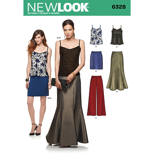 New Look Sewing Pattern 6328