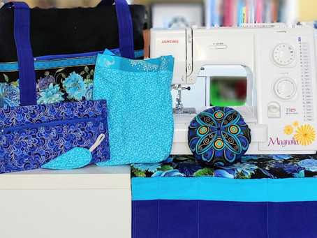 Free Online Novice Sewing Class !