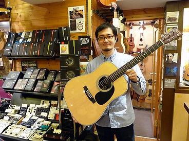 渋谷のハートマンギターズでは試奏可能