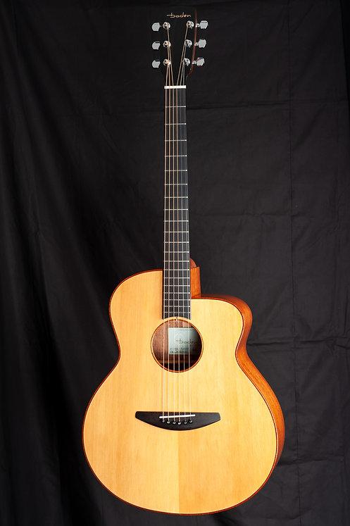 ベーデンギター Aスタイル CZ シダーとカンゾーのアコギ