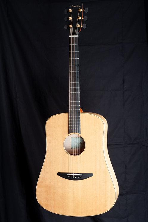 ベーデンギター Dスタイル シトカ メイプル アコギ