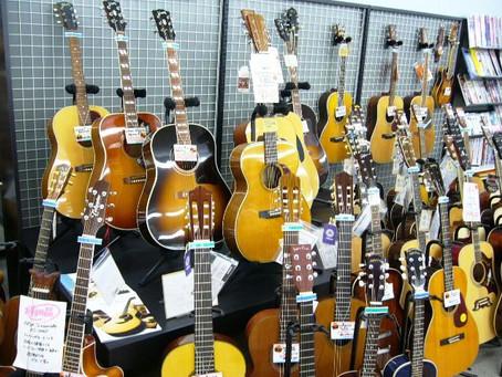 1本目のギター選び