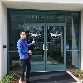 LA旅行記とTaylor Guitars訪問 2016! その1