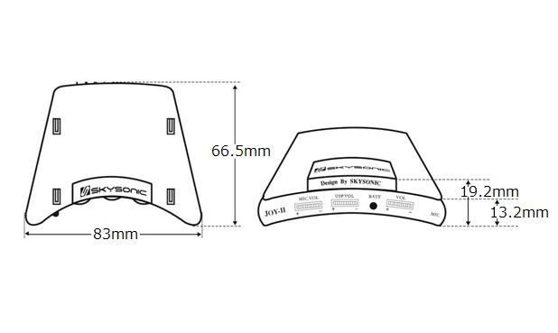JOY-2 サイズ表