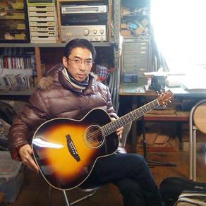 SUMIギター新岡ギター教室モデル L-00タイプ 発表!