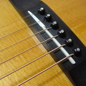 サドル製作 その2 失敗から学ぶ弦高の決め方アドバイス