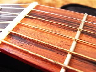 ギターの弦が古い時と新しい時の音の違い typeBのサウンド