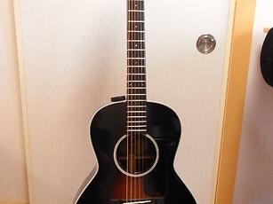 SUMI L-00 新岡ギター教室モデル の生音とラインの音