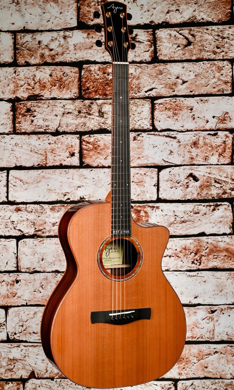 OM07-C 1996 Cedar OTS JP Custom 01