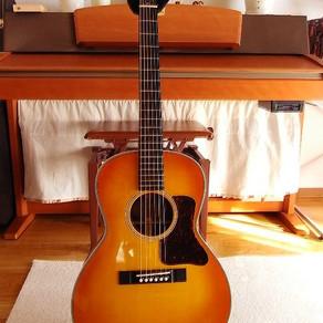 SUMIギターL-00 新岡ギター教室モデルのオプションカラーとサウンド