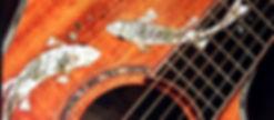 カスタムオーダーで理想のギターを